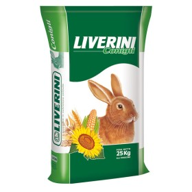 FEED RABBITS REPRODUCERS AND BUNNIES WITH COCCIDIOSTATIC C19 KG. 25