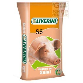 FEED FOR PIGS S5 SOWS KG. 25