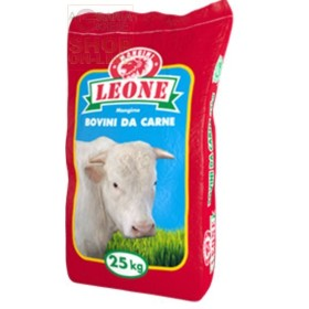 FEED FOR GREASED CALVES KG. 25 LION