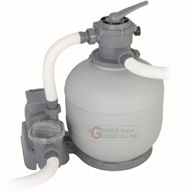 BESTWAY 58366 (58499) FILTER PUMP FOR SAND POOL FROM 7,571 LT / H