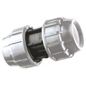 BLACK TUBE SLEEVE 25X25