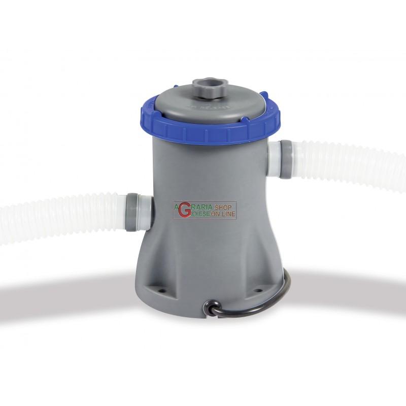 bestway 58381 pompa filtrante per piscina completa di