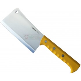 STAINLESS STEEL CLEAVER CM. 25 GIESSER HANDLE IN FIBROX GR. 1200
