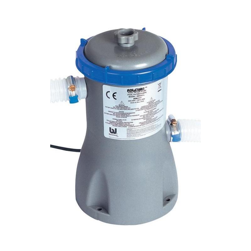 Bestway 58386 pompa filtrante per piscina con filtro for Pompa per piscina