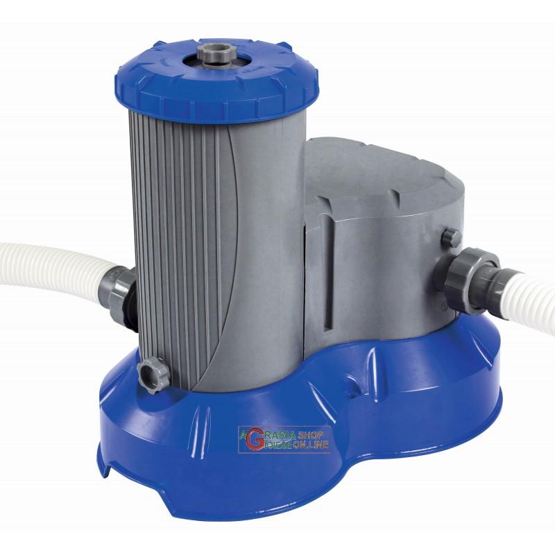 Bestway 58391 pompa filtrante per piscina con filtro for Pompa per piscina