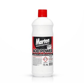 Marten Acid Power is an acid electrolyte for accumulators based