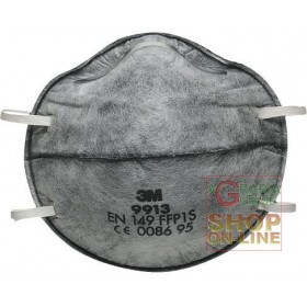 3M MASK FOR SMELLS AND BRUSH PAINTING FFP1 NR D