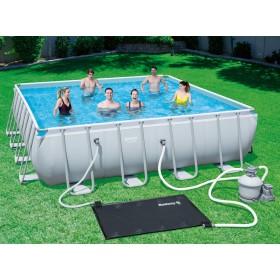 Bestway 58423 Riscaldatore solare per piscina da collegare alla pompa filtrante