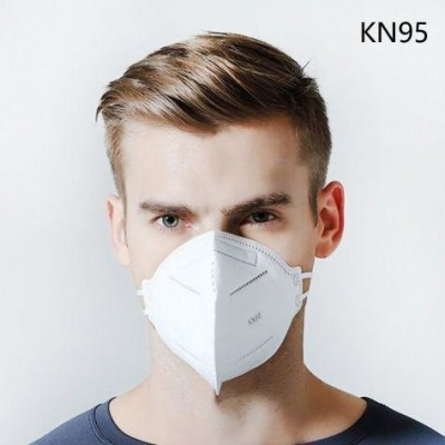 KN95 FFP2 ANTIVIRUS MASK WITHOUT VALVE AND FILTER