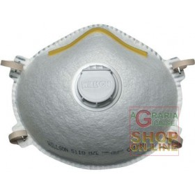 SPERIAN MASK WITH FFP1 VALVE NR D
