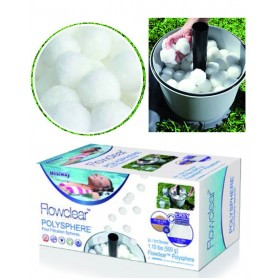 BESTWAY 58475 BALLS FILTRATION POLYPHERES FOR SAND FILTER GR.