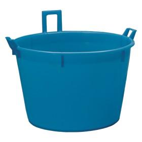 TUB 3 HANDLES CM. 55 BLUE LT. 60