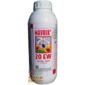 MAVRIK 20 EW LT.1 FLUVALINATE INSETTICIDA AFICIDA RISPETTA LE