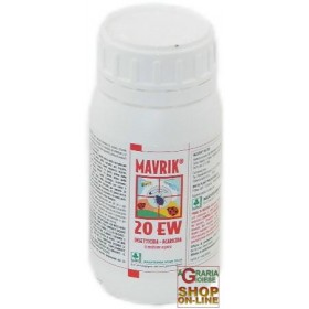 MAVRIK 20 EW ML. 150 FLUVALINATE INSETTICIDA AFICIDA RISPETTA