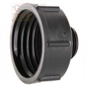 REDUCED ADAPTER FOR CAGE TANKS FROM LT. 1000 MF INCH. 1