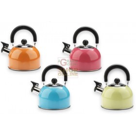 MAX 1.6LT KETTLE - 4 ASSORTED COLORS