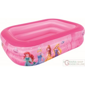 BESTWAY 91056B INFLATABLE POOL FAMILY PRINCESS CM 201X150X51h.