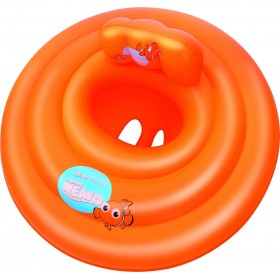 BESTWAY 91101 INFLATABLE DONUT WITH WETSUIT FOR CHILDREN DIAM. 69 cm.