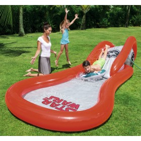 Bestway 91201 Star Wars Inflatable garden water slide