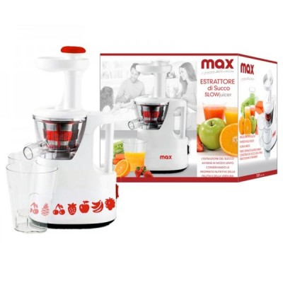 MAX JUICE EXTRACTOR CENTRIFUGAL FRUIT VEGETABLES