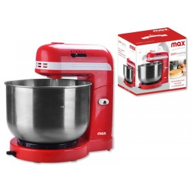 MAX MIXER WITH STAINLESS STEEL BOWL LT. 3.5 WATT. 350