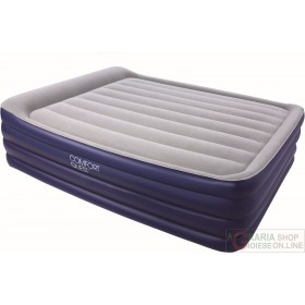 BESTWAY DOUBLE INFLATABLE MATTRESS BED AIRBED DREAM GLIMMERS 132X76X46 MOD. 67528