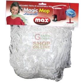 MAX RICAMBIO MICROFIBRA MAGIC MOP