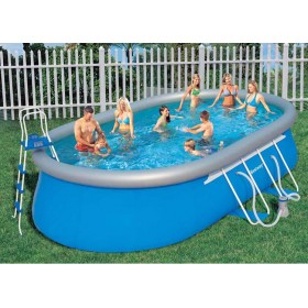 BESTWAY SELF-SUPPORTING POOL CM. 549x366x122 MOD. 56153