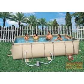 BESTWAY POOL WITH FRAME WITH PUMP CM.414X216X100H