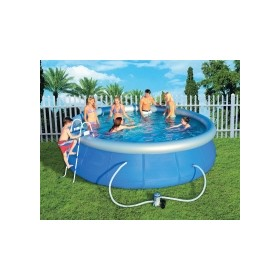 BESTWAY FULL INFLATABLE POOL DIAM. CM.457X107 mod. 57127