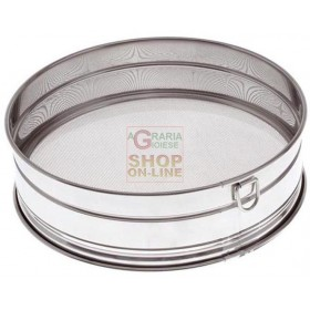 MAX PROFESSIONAL CHEF SIEVE IN STAINLESS STEEL DIAM. 28