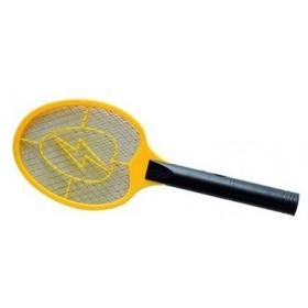MAX EXTERMINATES INSECTS IN RACKETS