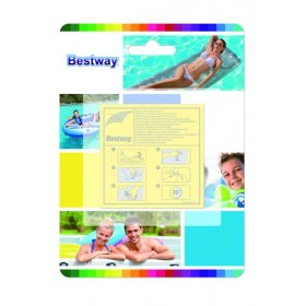 BESTWAY REPAIR PATCHES ART. 62091 UNDERWATER 10 PIECES