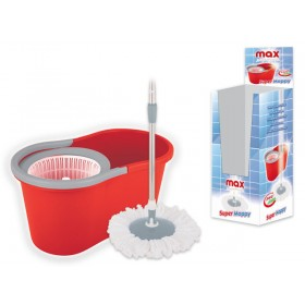 MAX SUPERMOPPY WITHOUT PEDAL BUCKET WITH FULL CENTRIFUGE