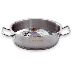 MAX 2 / M PROFESSIONAL CHEF 18 CM STAINLESS STEEL PAN