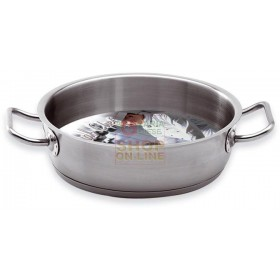 MAX 2 / M PROFESSIONAL CHEF 26 CM STAINLESS STEEL PAN