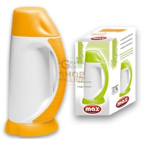 MAX THERMOS 1 LT.DUAL COLOR