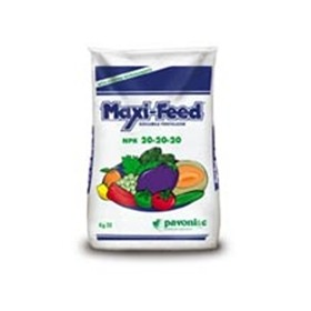 MAXI FEED NPK 9.18.27 WITH MICROLEMENTI fertilizer for fertigation kg. 25