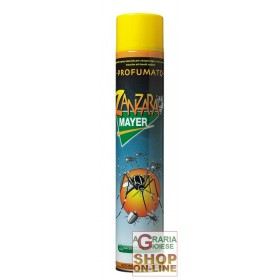 MAYER INSETTICIDA SPRAY ZANZARA TIGRE ML. 500