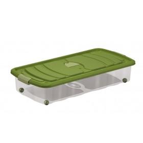 MAZZEI BED ROLLER FRAGRANCEBOX C.RUOTE E COPERCHIO CON PROFUMATORE cm. 79x39x16h.