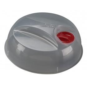 MAZZEI COPERCHIO MICROONDE IN PLASTICA CON VALVOLA DIAM. 25