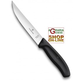 VICTORINOX STEAK KNIFE SMOOTH BLADE CM. 14