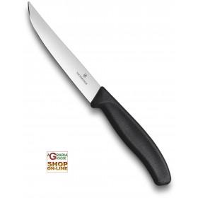 VICTORINOX MEDIUM STEAK KNIFE SMOOTH BLADE CM. 12