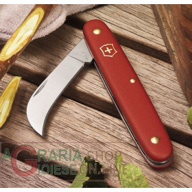 VICTORINOX GRAFTING KNIFE CURVED BLADE STAINLESS STEEL RONCOLETTA TYPE 3.9060
