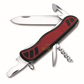 VICTORINOX MULTIPURPOSE KNIFE DUAL DENSITY - NOMAD RD / BK BLISTER