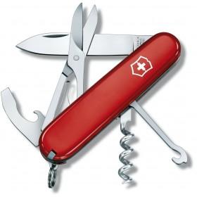 VICTORINOX COMPACT SWISS MULTIPURPOSE KNIFE 1.3405