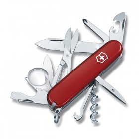 VICTORINOX EXPLORER MULTIPURPOSE KNIFE WITH 16 FUNCTIONS