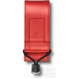 VICTORINOX RED SYNTHETIC LEATHER SHEATH 4.0480.1