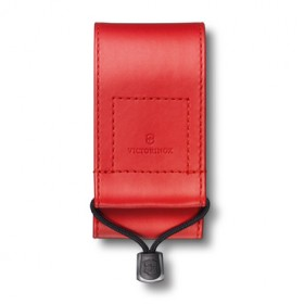 VICTORINOX RED SYNTHETIC LEATHER SHEATH 4.0481.1