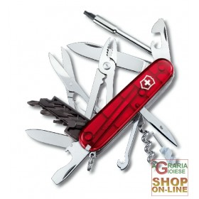 VICTORINOX MULTIPURPOSE CYBERTOOL 34 FUNCTIONS